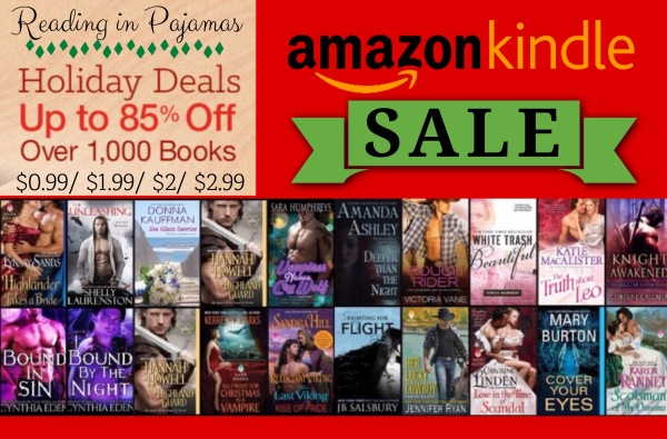 Kindle Holiday deals