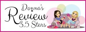 3.5 stars Donna