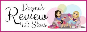 Donna review 4.5 stars