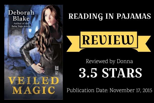 Veiled Magic by Deborah Blake review