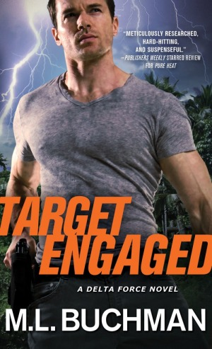 Target Engaged by M L Buchman cover