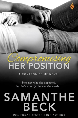 Compromising her Position by Samanthe Beck Cover
