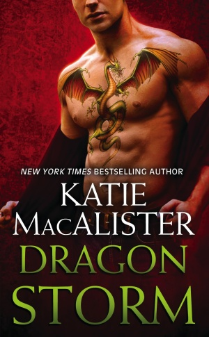 Dragon Storm by Katie MacAlister Cover