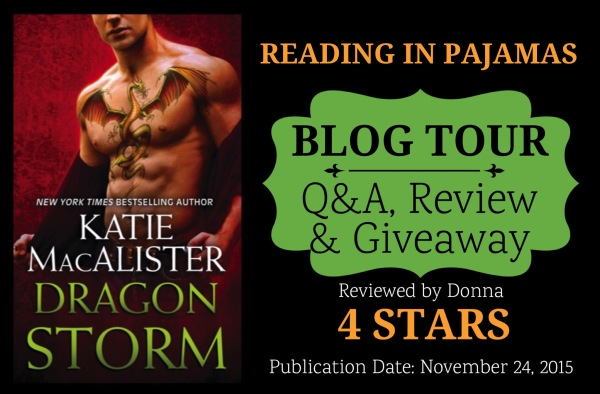 Blog Tour Dragon Storm by Katie MacAlister