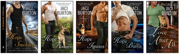 Hope Series by Jaci Burton