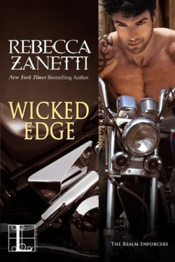 Wicked Edge by Rebecca Zanetti Cover
