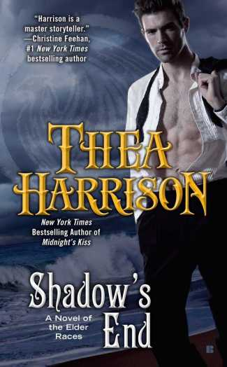 Cover shadow's End by Thea Harrison