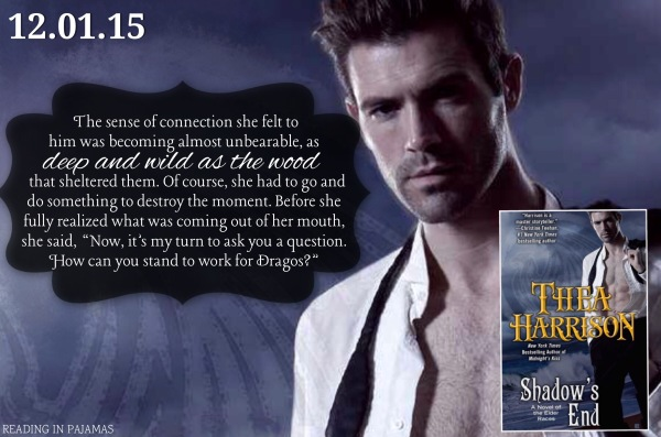 Shadow's End by Thea Harrison Teaser