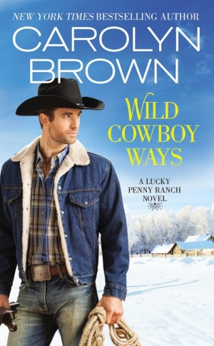 Wild Cowboy Ways by Carolyn Brown