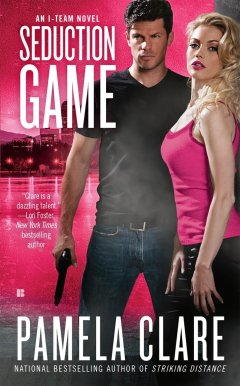 Seduction Game by Pamela Clare Cover
