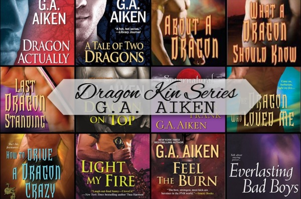 Dragon Kin by G A Aiken reading order