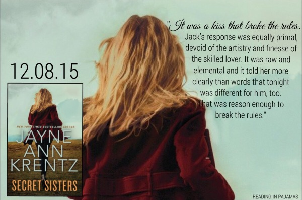 Secret Sisters by Jayne Ann Krentz Teaser