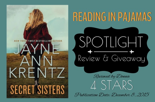 Spotlight Secret Sisters by Jayne Ann Krentz