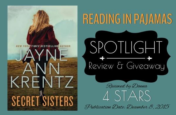 Spotlight Secret Sisters by Jayne Ann Krentz