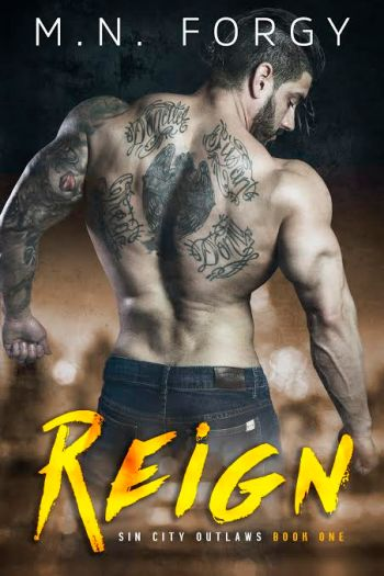 Reign by M.N. Forgy cover