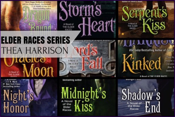 Elder races series by Thea Harrison reading order