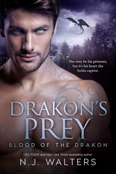 Drakon's Prey Cover