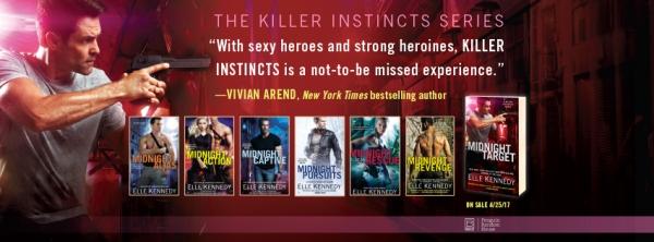 Killer Instincts Banner