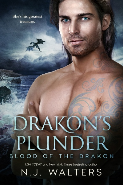 Drakon's Plunder Cover
