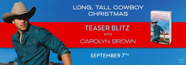 FOR_Brown_LongTallCowboyXmas_teaserBlitzGraphic